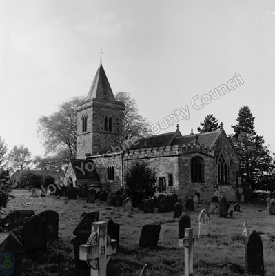Kirby Hill Church